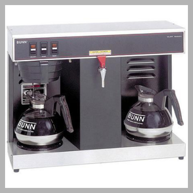 BUNN 12-Cup Automatic Commercial Coffee Brewer with 2 Warmers<br><span style='text-align: center;'>$673.50 walmart.com</span>