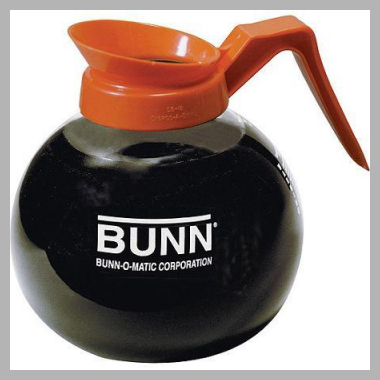 BUNN 12-Cup Commercial Glass Decanter Price Rank ( 77 )