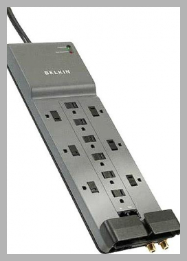 Belkin BE112234-10 SurgeMaster Professional 12-Outlet Surge Suppressor Price Rank ( 56 )