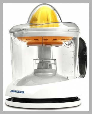 Black & Decker 1-Quart Citrus Mate Juicer Price Rank ( 100 )