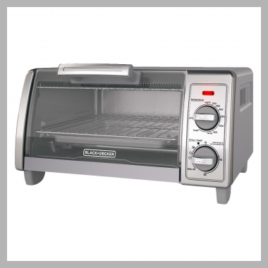 Black and decker 2 Knob Toaster Oven - Gray Price Rank ( 60 )