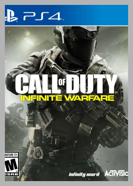 Call of Duty: Infinite Warfare (PlayStation 4) Price Rank ( 55 )