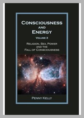 Consciousness and Energy, Vol. 3 by Penny Kelly<br><span style='text-align: center;'>$21.95 walmart.com</span>