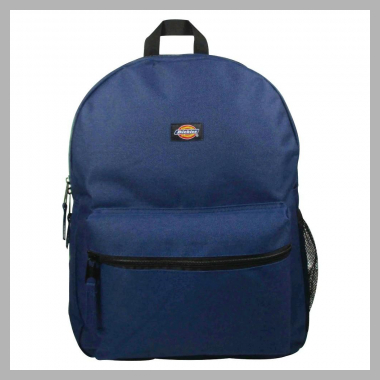 Dickies 17`` Student Backpack - Navy Blue<br><span style='text-align: center;'>$20.49 target.com</span>