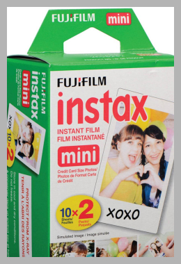 Fujifilm Instax Mini Film Twin Pack Price Rank ( 65 )
