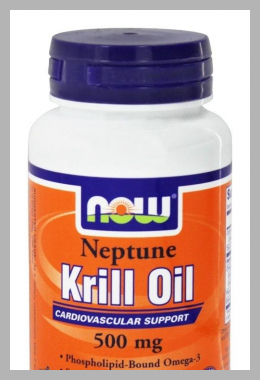 NOW Foods - Neptune Krill Oil 500 mg.  - 60 Softgels Price Rank ( 0 )