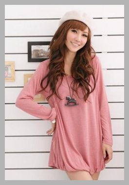 RingBear <br>Long Sleeve Tee <br> YESSTYLE<br><span style='text-align: center;'>$32.21 yesstyle.com</span>