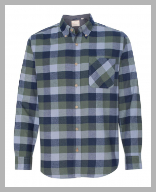 Weatherproof - Vintage Brushed Flannel Long Sleeve Shirt - 164761<br><span style='text-align: center;'>$28.91 walmart.com</span>