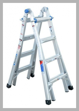 Werner MT17 17` 300 lb Telescoping Multi Ladder Price Rank ( 43 )