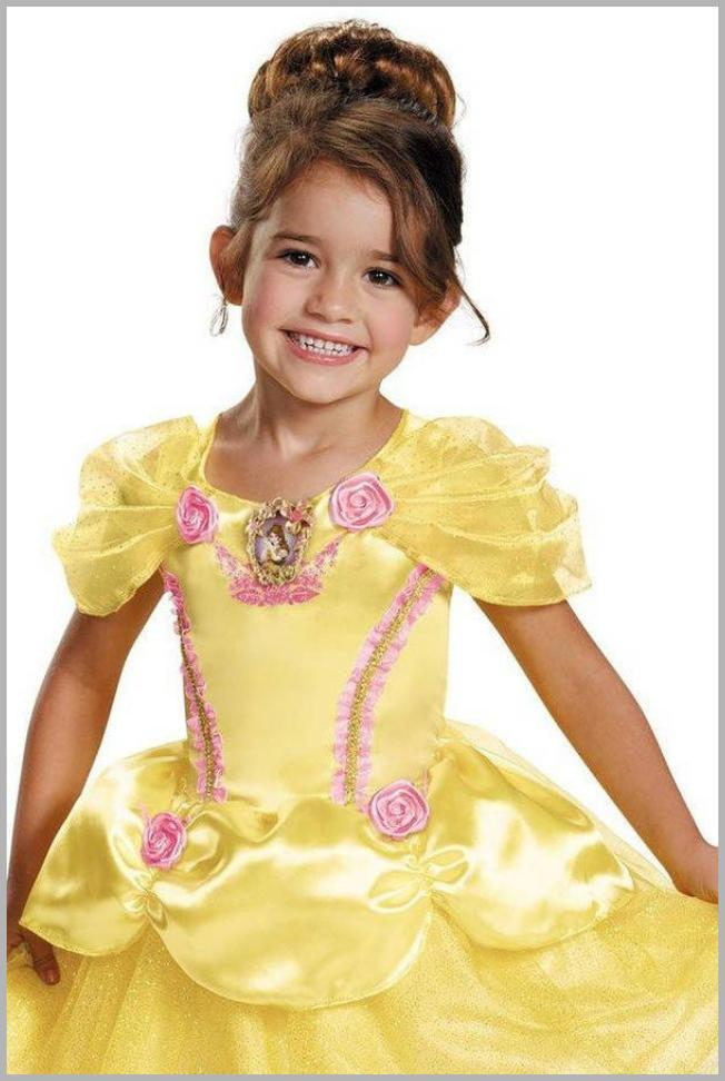 Beauty and the Beast Belle Classic Child Halloween Costume Price Integrity Rank ( 0 )