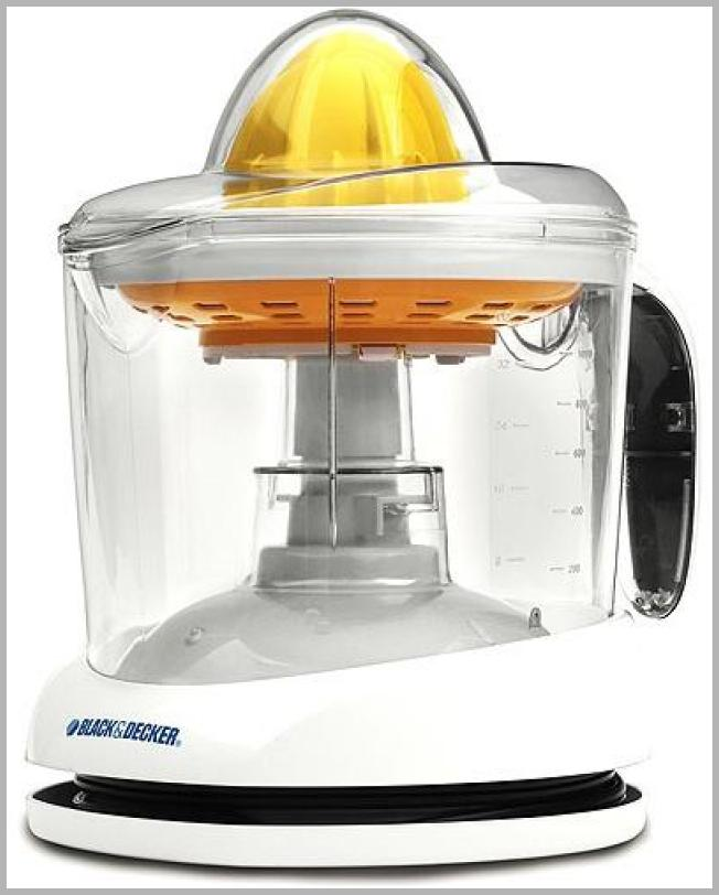 Black & Decker 1-Quart Citrus Mate Juicer Price Integrity Rank ( 73 )