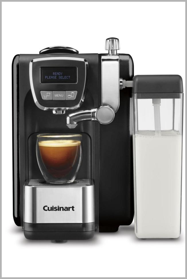 Cuisinart Em-25 Espresso Defined Espresso, Cappuccino, Latte Machine Price Rank ( 47  )