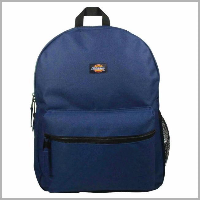 Dickies 17`` Student Backpack - Navy Blue Price Integrity Rank ( 90 )
