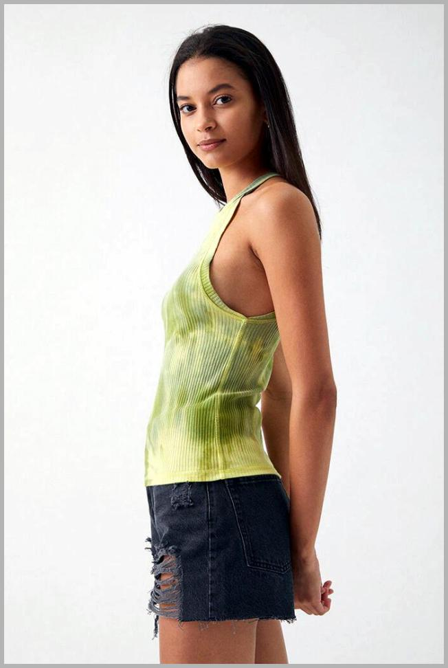 Free People Womens Easy Breezy Tank Top - Green size XS Price Rank ( 40  )