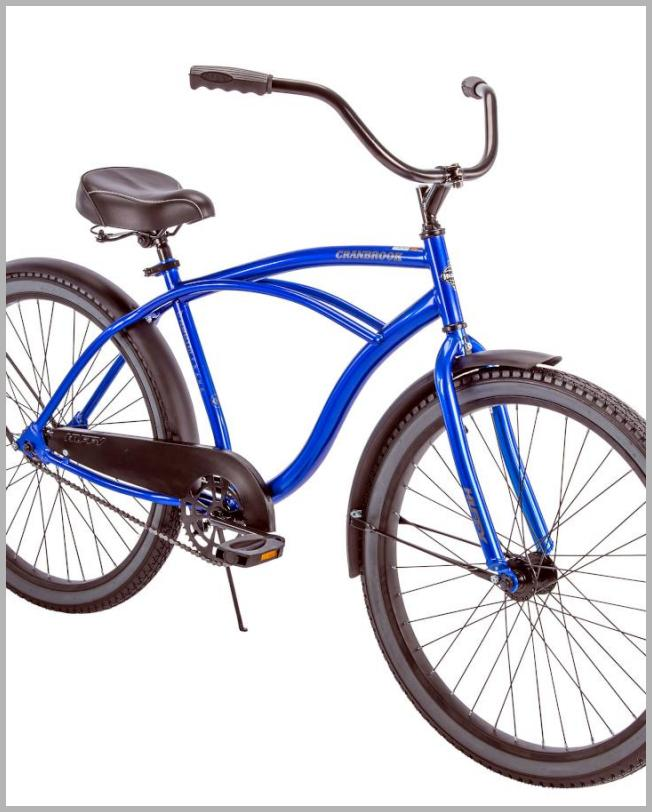 Huffy 26 inch  Cranbrook Men ft s Cruiser Bike with Perfect Fit Frame - Walmart.com Price Integrity Rank ( 0 )