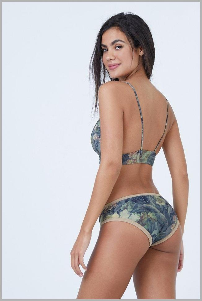 Knowles Bikini Bottom - Everglade Price Rank ( 32  )