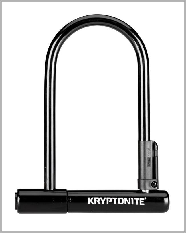 Kryptonite 12mm U-Lock Bicycle Lock - Walmart.com Price Integrity Rank ( 0 )