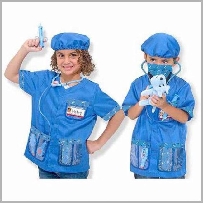Melissa & Doug Veterinarian Role Play Costume Set Price Integrity Rank ( 0 )
