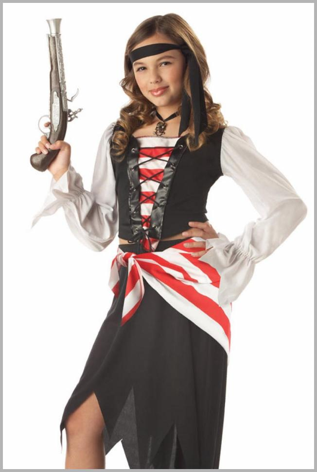 Ruby, the Pirate Beauty Girls Costume Price Integrity Rank ( 87 )