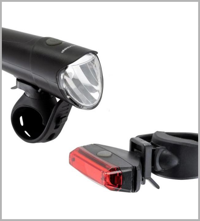 Schwinn Intensa 100 Lumen Light Set for Bicycles with USB rechargeable headlight - Walmart.com Price Integrity Rank ( 0 )