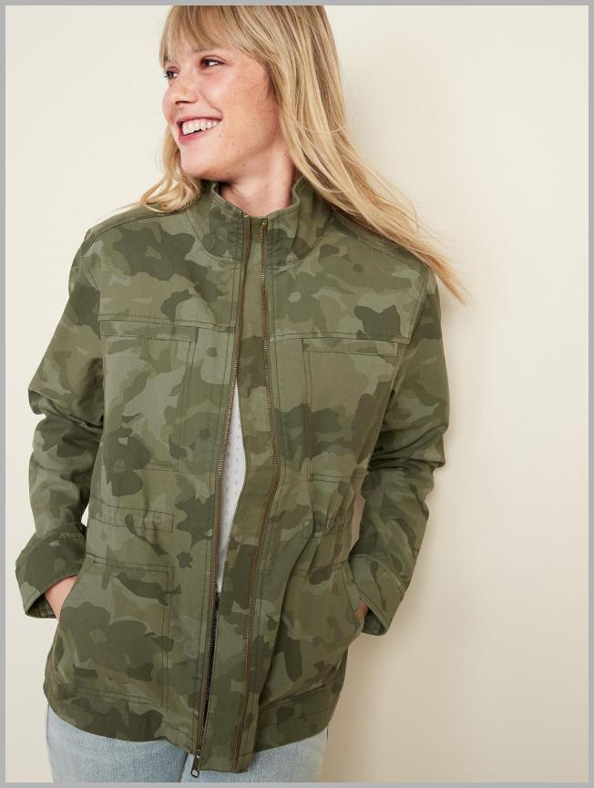 Scout Utility Jacket for Women Price Rank ( 72  )