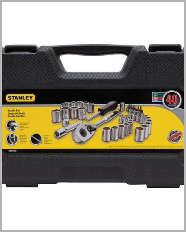 Stanley 40-Piece Socket Set, STMT71648 Price Integrity Rank ( 87 )