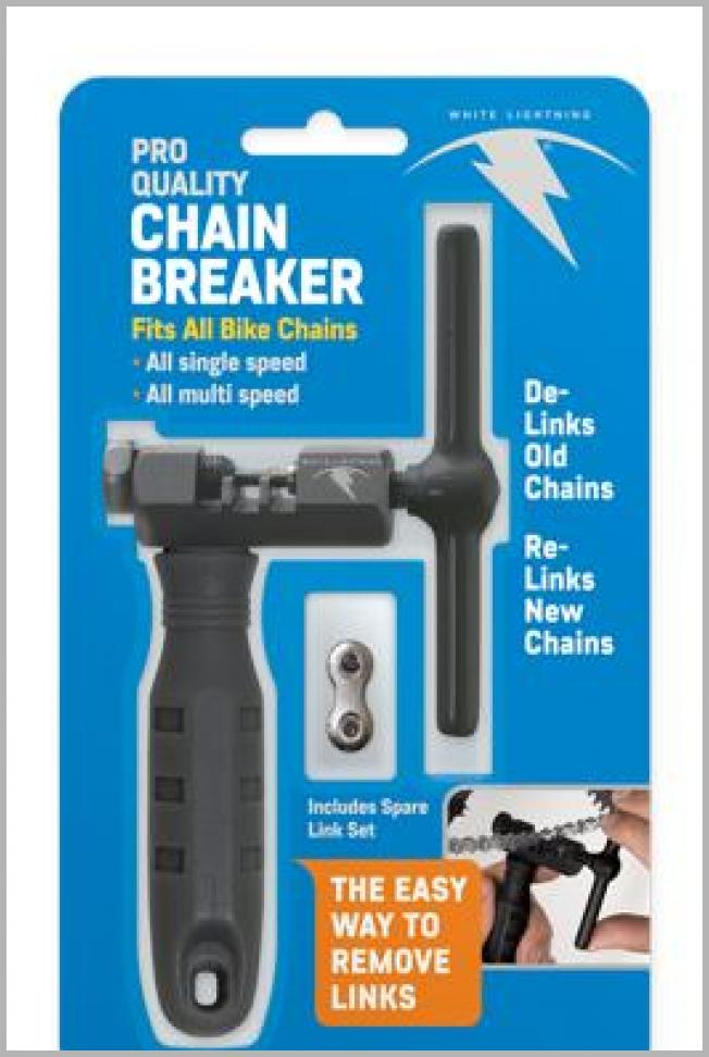 White Lightning Bicycle Chain Breaker Tool - Walmart.com Price Integrity Rank ( 0 )