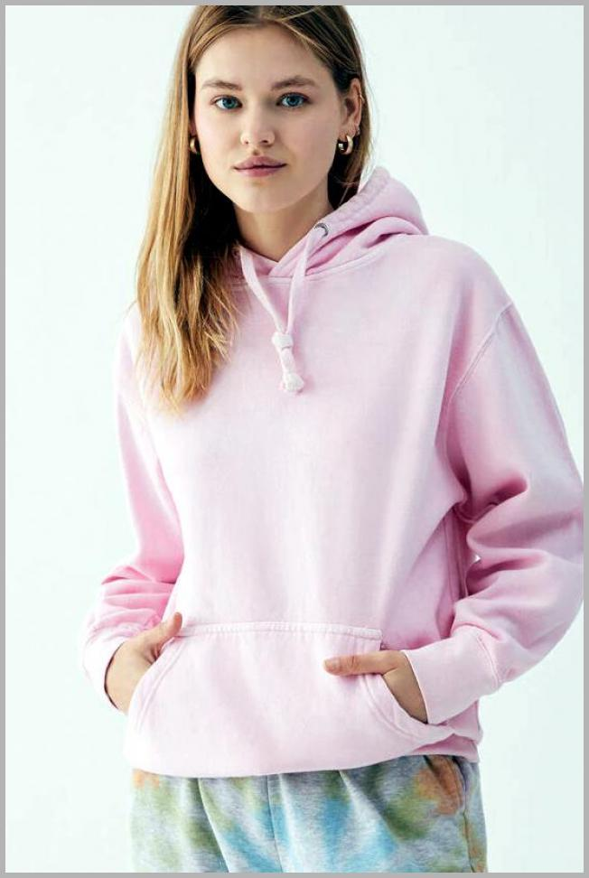 PS / LA Womens Cutie Hoodie - Pink size Large Price Integrity Rank ( 0 )