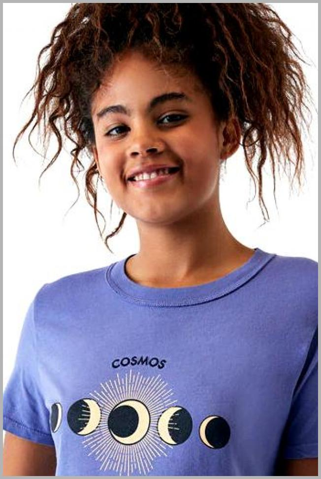 PS / LA Womens Moon Sun Phases T-Shirt - Purple size Large Price Integrity Rank ( 56 )